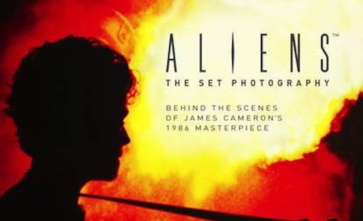 Aliens: The Set Photography Simon Ward Header