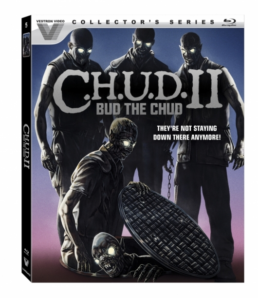 C.H.U.D. II: Bud the Chud Cover