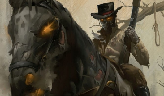 Deadlands: Thunder Moon Rising header