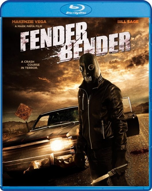 Blu-Ray Review: Fender Bender Cover Art