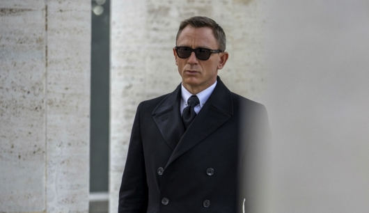 James Bond 25 Daniel Craig