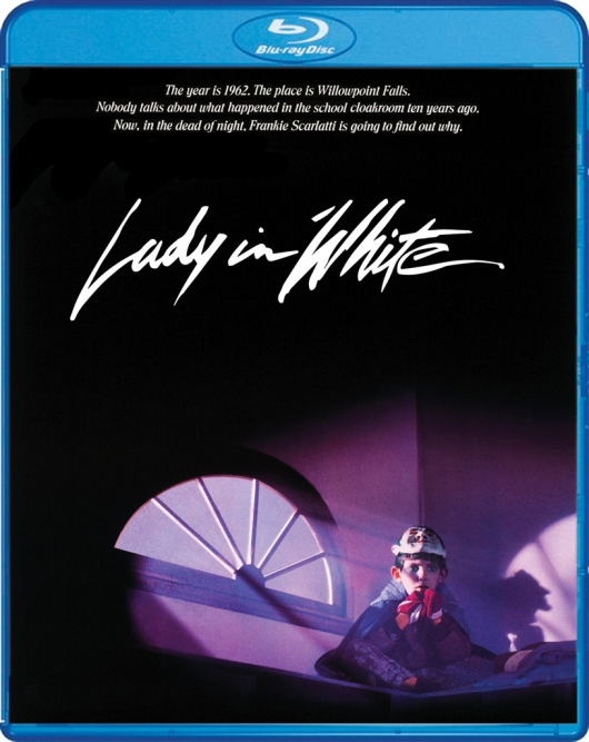 Lady in White Blu-ray Cover Art