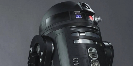 Rogue One Droid Header