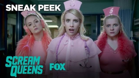 Scream Queens First Look Header