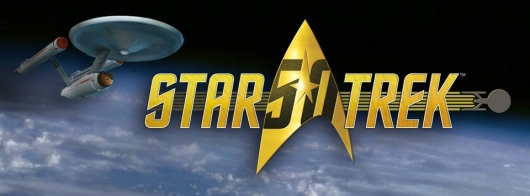 Star Trek 50 logo