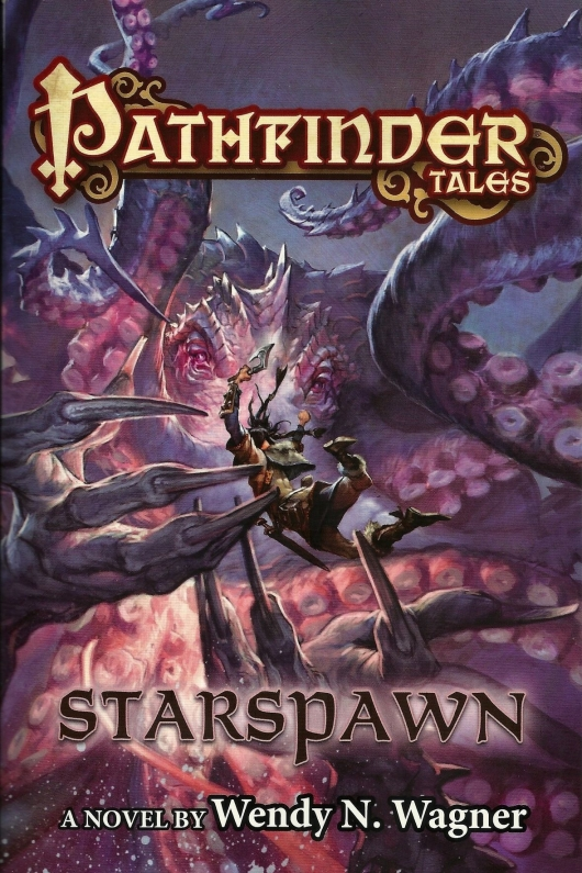Pathfinder Tales: Starspawn cover