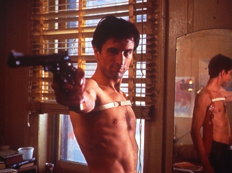 the other in the movie taxi driver by martin scorsese