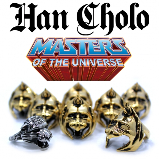 Han Cholo Masters of the Universe