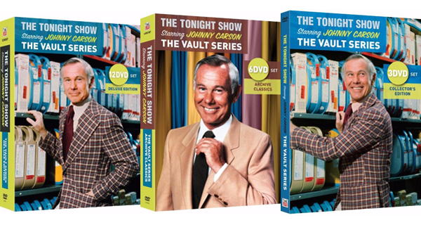 Johnny Carson: The Vault Series