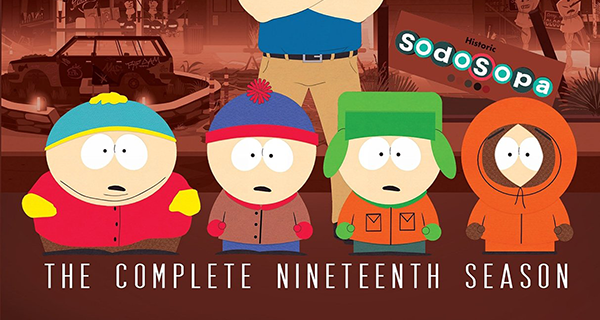 South Park, Season 19 Blu-ray review