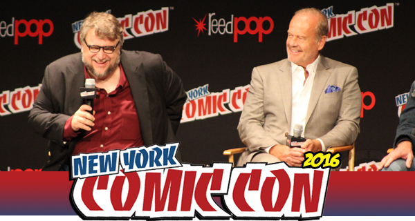 Trollhunters panel, NYCC 2016