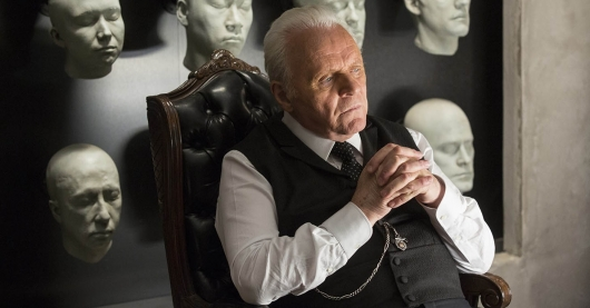 Westworld 103 Anthony Hopkins
