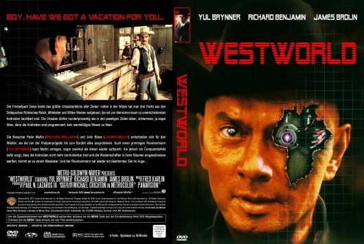 Owing to its popularity, Westworld has been released on VHS, DVD, BluRay and streaming formats since it's theatrical debut in 1973.