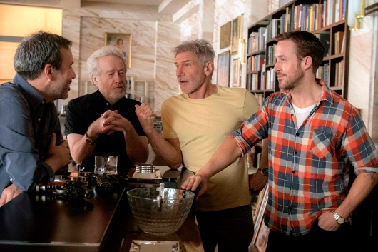 Blade Runner 2049 Behind the Scenes