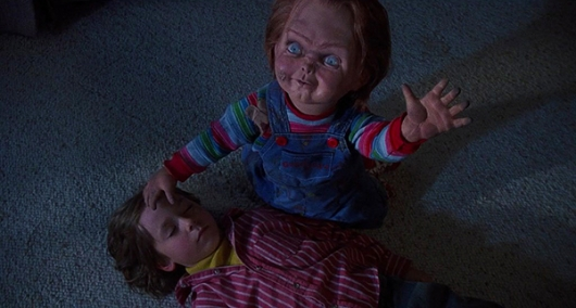 Blu-Ray Review: Scream Factory's Collector's Edition of CHILD'S PLAY