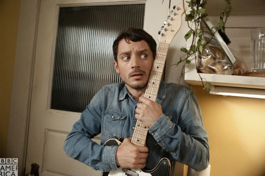 Dirk Gently Elijah Wood as Todd