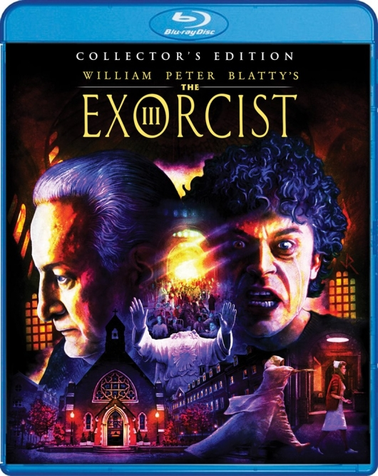 The Exorcist III (Collector's Edition) Cover Art