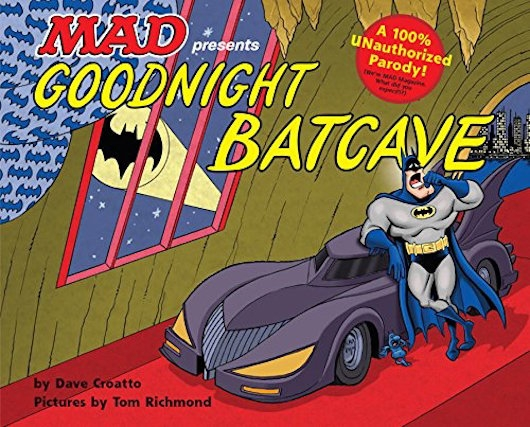 Goodnight Batcave Cover