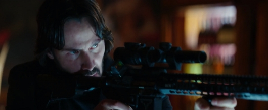John Wick Chapter 2 header