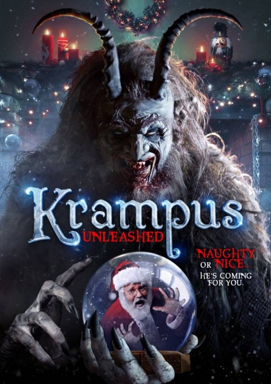 Krampus Unleashed 2016 Poster