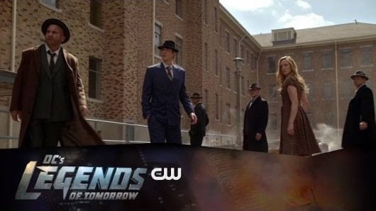 Legends of Tomorrow 202 Header