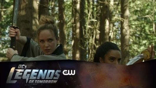 Legends of Tomorrow 203 Header