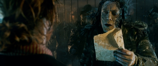 Pirates of the Caribbean: Dead Men Tell No Tales Javier Bardem Captain Salazar