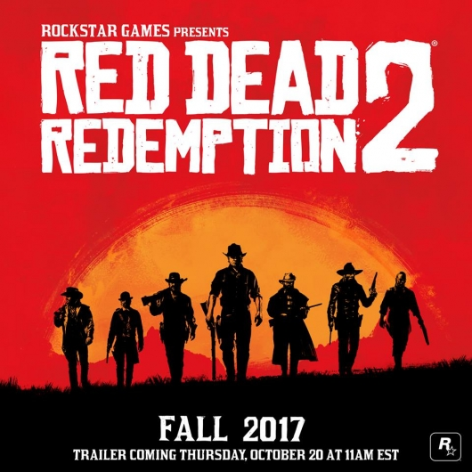 Rockstar's Red Dead Redemption 2 Confirmation