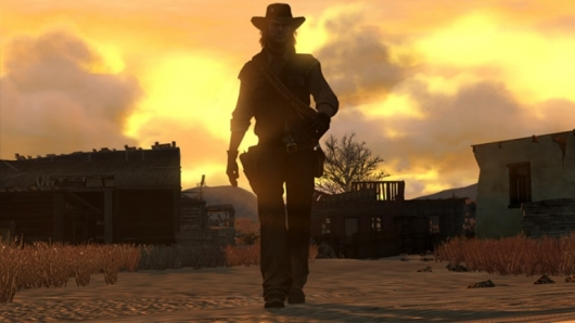 Red Dead Redemption - Westworld