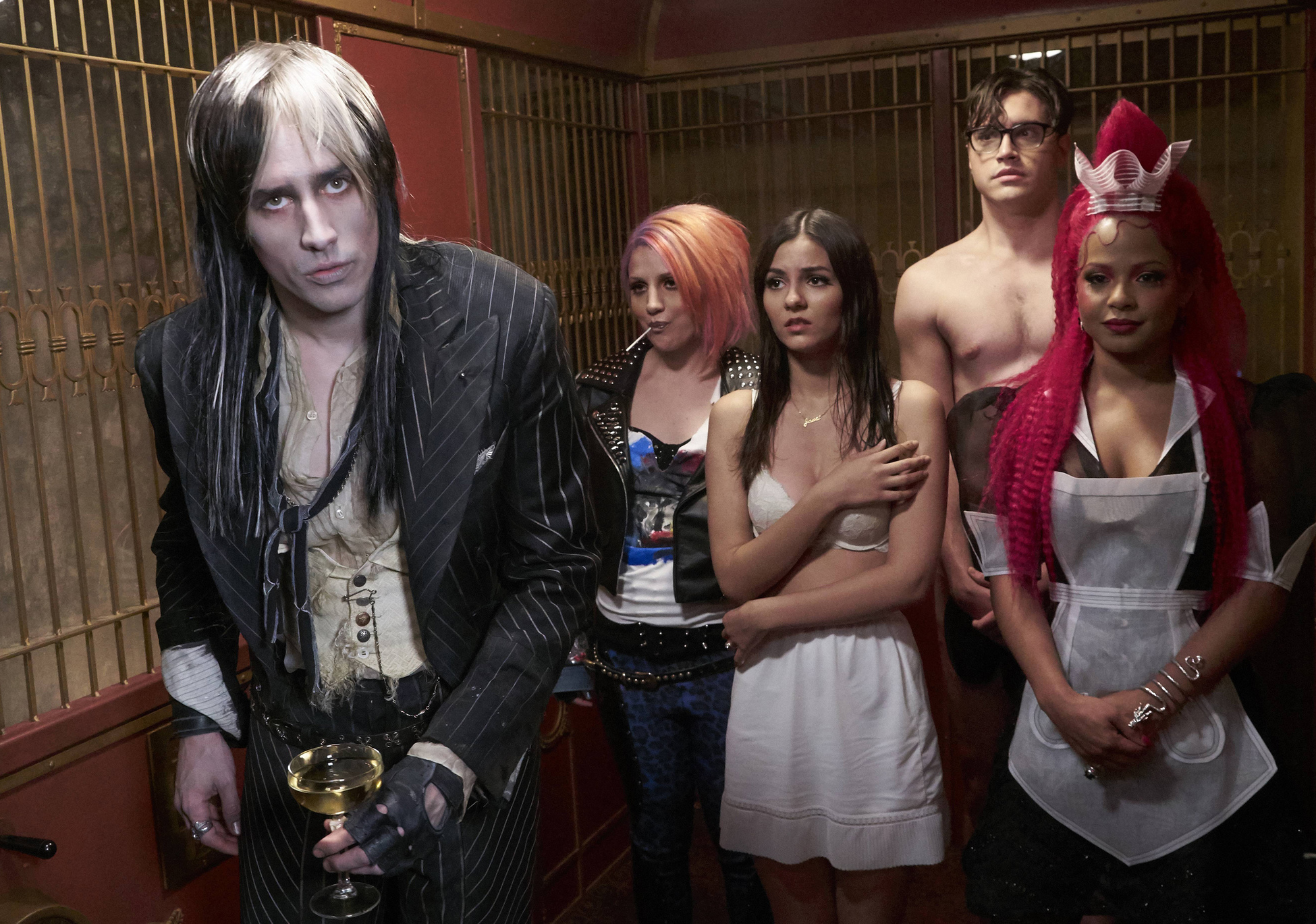 bcfa737b8b9 TV Review: The Rocky Horror Picture Show: Let's Do The Time Warp Again