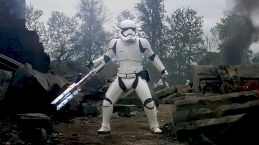 Star Wars: The Force Awakens FN-2999 (TR-8R)