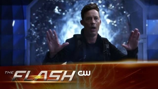 The Flash 303 Header