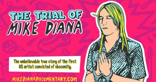 The Trial of Mike Diana