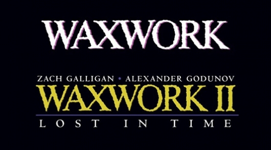 Blu-ray Review: Waxwork and Waxwork II: Lost in Time (Vestron Horror Classics)