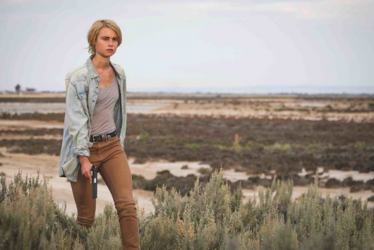 Wolf Creek TV Miniseries Lucy Fry as Eve Thorogood