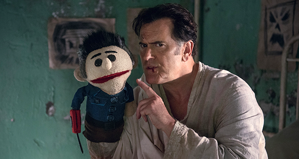 Ash vs Evil Dead, Season 2 Episode 7 review