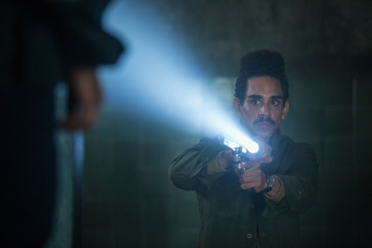 Ray Santiago as Pablo ash vs evil dead