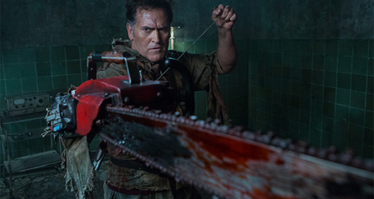 Ash vs Evil Dead, Season 2 Episode 8
