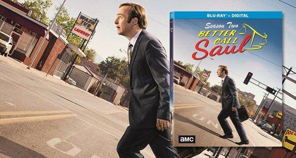 Better Call Saul Season 2 Blu-ray