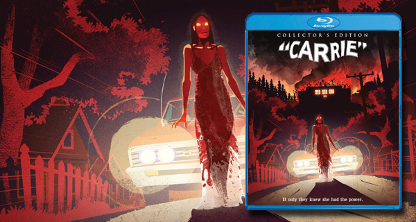 Carrie: Collectors Edition Blu-ray