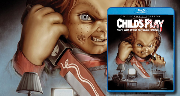 Childs Play: Collectors Edition Blu-ray