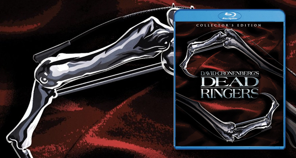Dead Ringers: Collectors Edition Blu-ray