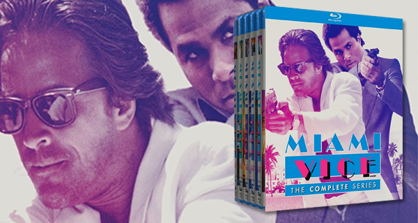 Miami Vice: The Complete Series Blu-ray