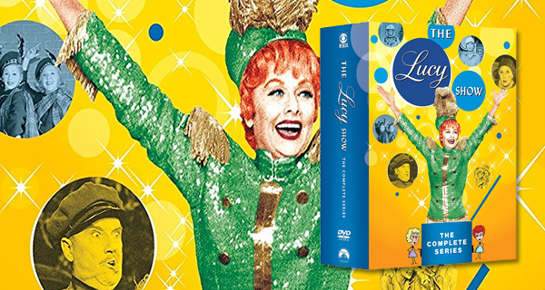 The Lucy Show: The Complete Series Blu-ray