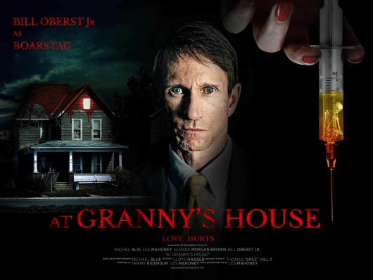 At Granny's House movie banner
