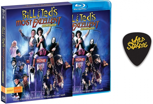 Bill & Ted's Most Excellent Collection Blu-ray Edition