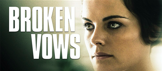 Broken Vows movie banner Jamie Alexander