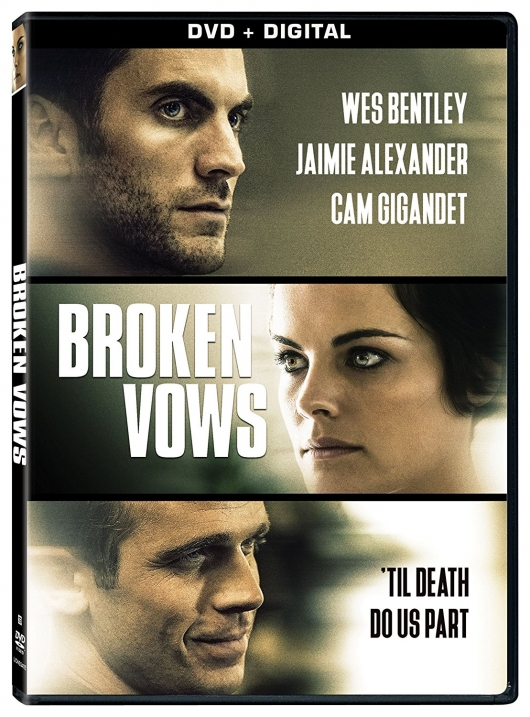 Broken Vows DVD cover