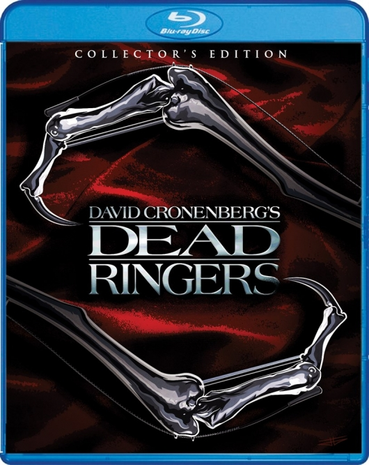 Dead Ringers (Collector's Edition) Blu-ray Cover Art