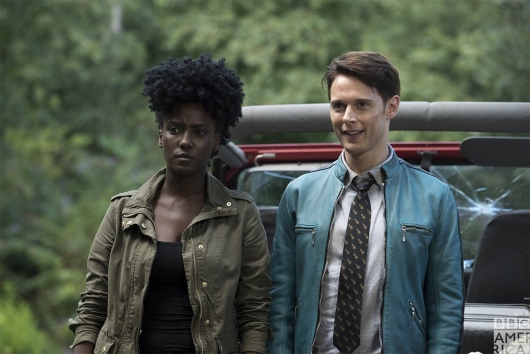 Dirk Gently 1.6 Farah and Dirk